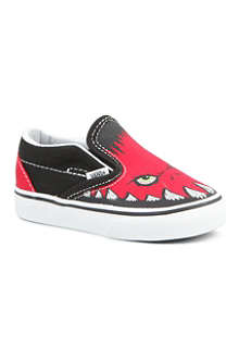 VANS Monster slip-on trainers