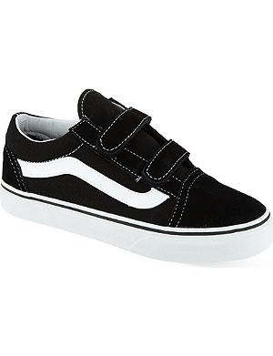 VANS Suede trainers 2-9 years