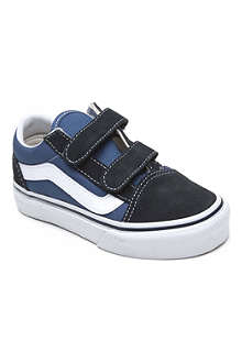VANS Velcro trainers 4-8 years