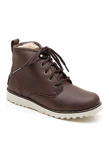 UGG Maple leather boots 8-11 years