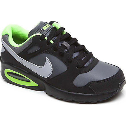 NIKE Unisex Air Max trainers 9-12 years (Black
