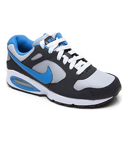 NIKE Unisex Air Max trainers 9-12 years (Blue