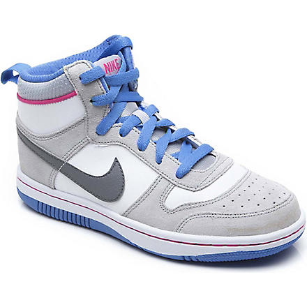 NIKE Dunk trainers 9-11 years (Blue