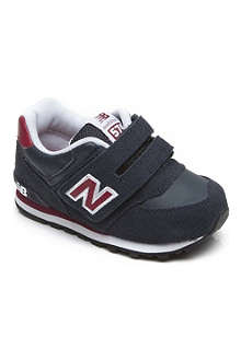 NEW BALANCE Velcro strap trainers 2-12 years