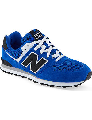 NEW BALANCE Boys lace-up trainer