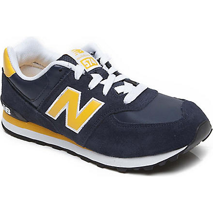 NEW BALANCE Lace-up trainers 9-12 years (Navy
