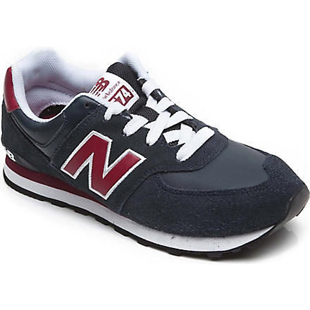 NEW BALANCE Lace-up trainers 9-12 years (Red