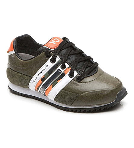 Y3 Lace-up trainers 6-10 years (Multi