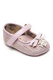 STEP2WO Studded ballet shoes 0-6 months