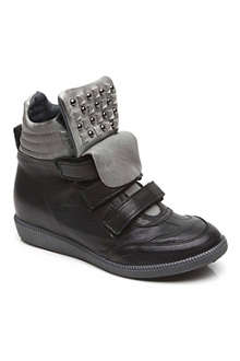 HIP SHOES Concealed wedge trainer 7-12 years