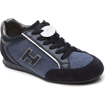 HOGAN Olympia trainers 6-9 years (Blue