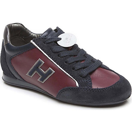 HOGAN Olympia trainers 6-9 years (Red