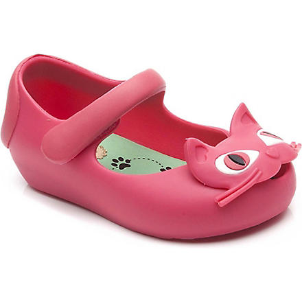 MINI MELISSA Cat jelly shoes 6 months-5 years (Pink