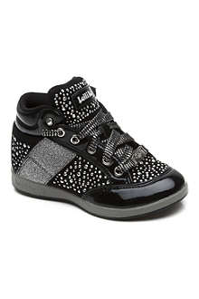 LELLI KELLY Studded trainers 9-12 years