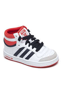ADIDAS Top Ten high-top trainers 3-11 years