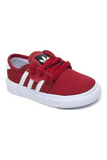 ADIDAS Seeley canvas trainers 2-11 years