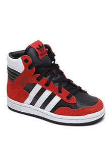 ADIDAS High top trainers 6-11 years