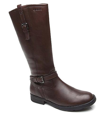 GEOX Sofia tall boots (Brown