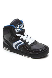 GEOX Oracle high-top trainers 7-12 years