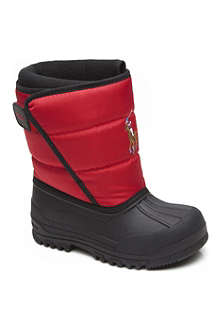 RALPH LAUREN Snow boots 5-8 years