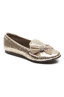 MIMISOL Glitter pumps 7-11 years
