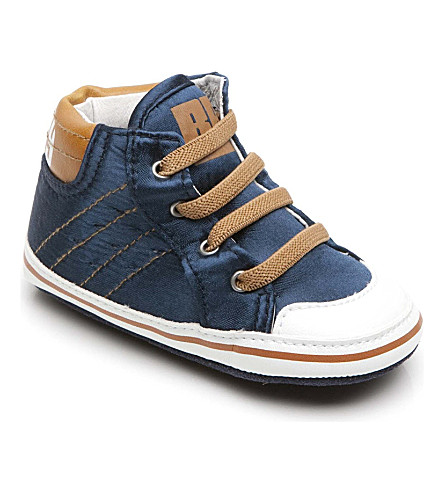 REPLAY Pram trainers 6 months-1 year (Navy