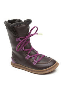 CAMPER Lace up boots 5-9 years