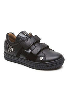 CESARE PACIOTTI Dagger double-strap trainers 6-10 years