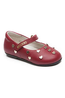 MOSCHINO Heart bar shoes 2-5 years
