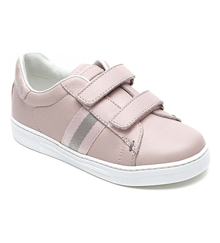 GUCCI Leather girls trainers 12 months-3 years (Pink