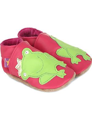 STARCHILD Frog prince pram shoes 6 months