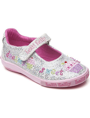 LELLI KELLY Glitter pumps 9 months-11 years