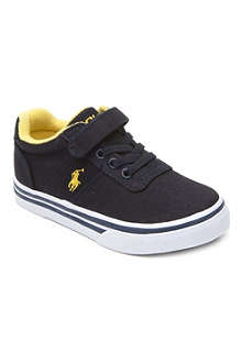 RALPH LAUREN Hanford EZ trainers 2-10 years
