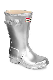 HUNTER Hunter girls wellies 3-12 years
