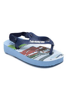 HAVAIANAS Pixar Cars flip-flop sandals 2-5 years