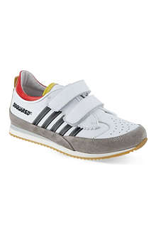 D SQUARED D2 boys trainer