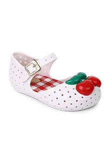 MINI MELISSA Furadinha cherry sandals 1-5 years