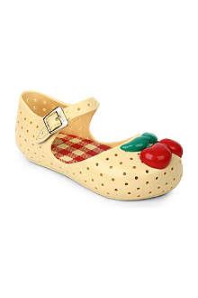 MINI MELISSA Furadinha cherry sandals 1-5 years