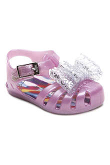MINI MELISSA Aranha Bow jelly shoes 1-5 years