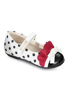 MOSCHINO Mary Jane shoes 2-4 years