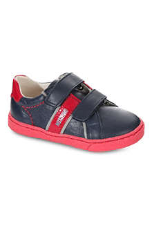 MOSCHINO Boys trainers 2-4 years