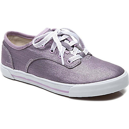 UGG Anaya metallic trainers 7-11 years (Pink