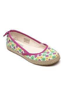 UGG Tassy floral shoes 7-11 years