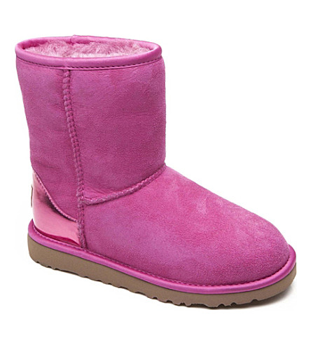 UGG Classic low boots 6 months-12 years (Pink