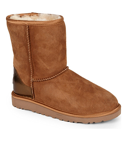 UGG Classic low boots 6 months-12 years (Tan