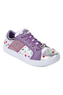 LELLI KELLY Lelli Kelly bejeweled trainers 4-9 years