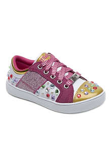LELLI KELLY Bejeweled trainers 4-9 years