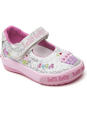 LELLI KELLY Glitter pumps 6months-4 years