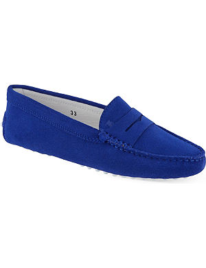 TODS Mocassino Gommini loafers