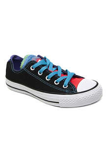 CONVERSE Layered-tongue All Star trainers 9-11 years